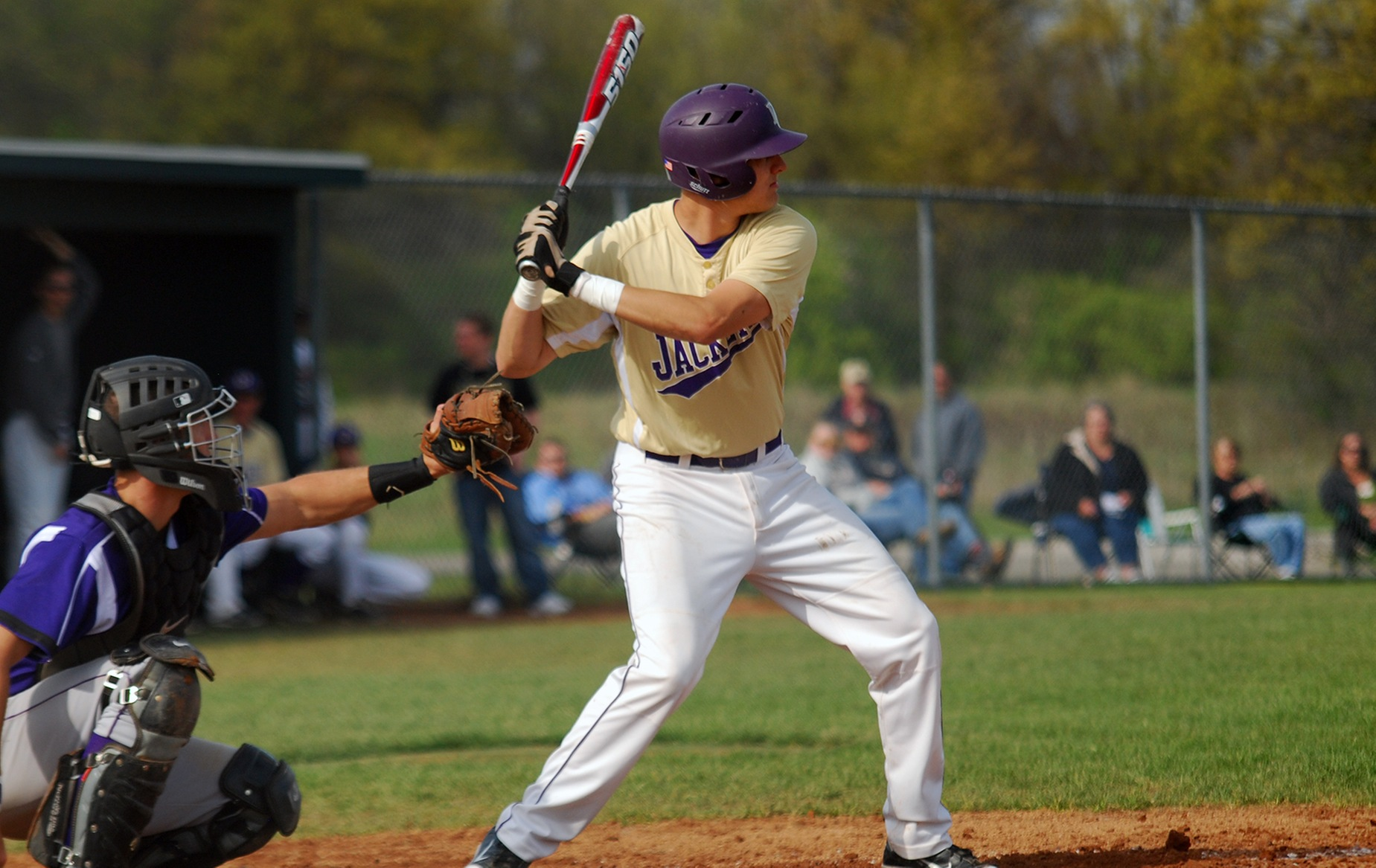 Bluffton Uses Six-Run Sixth to Get Past Jackets