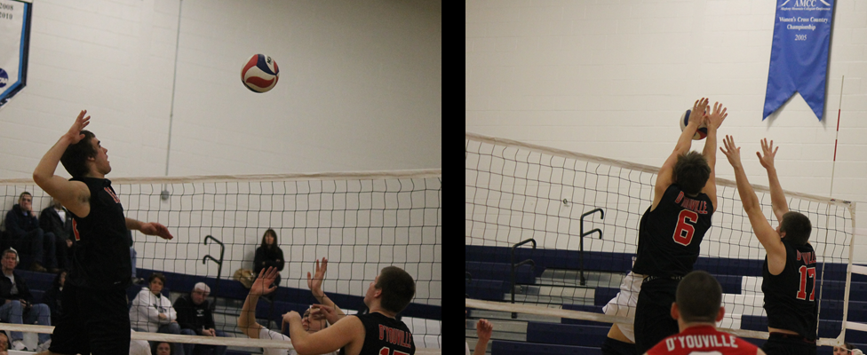 Men's Volleyball Closes Season with Road Loss