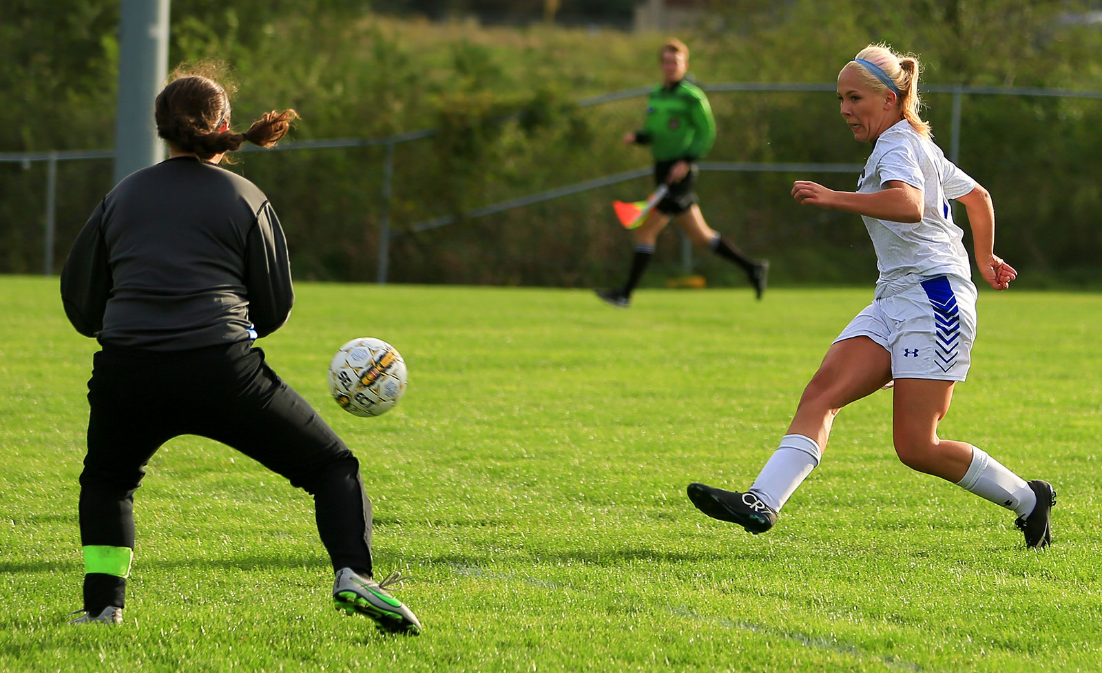 Women's Blue Knights Soccer Wins 3 out of 4 to start the season