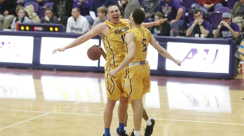 No. 10 Eagles Win 13th Straight Down Stretch Against NMU
