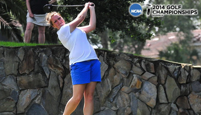 Women's Golf Ties for 13th at NCAA Championship