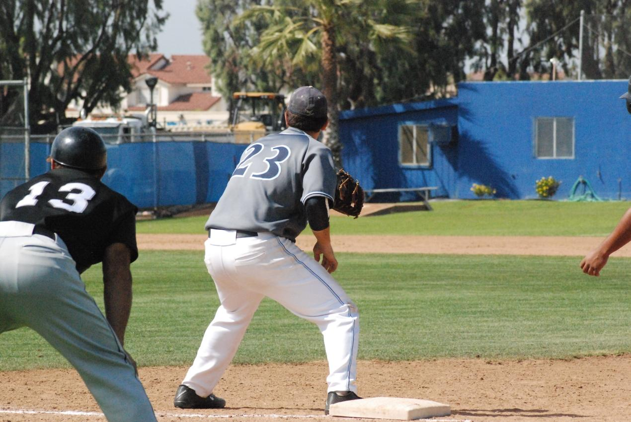 Irvine Valley baseball team walks off with win over Cypress