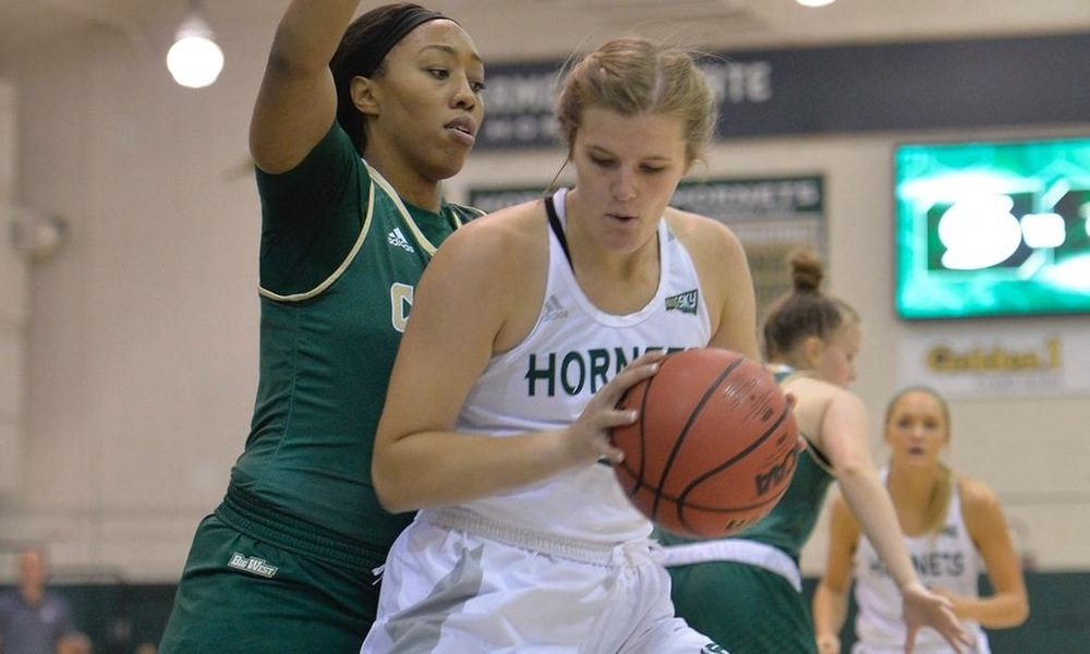 WOMEN'S HOOPS FALLS TO PEPPERDINE IN FIRST HOLIDAY TOURNAMENT MATCHUP