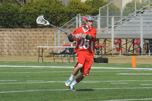 Huntingdon men's lacrosse knocks off Oglethorpe