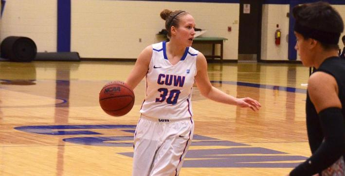 Women's Basketball breaks down Edgewood in difficult road win