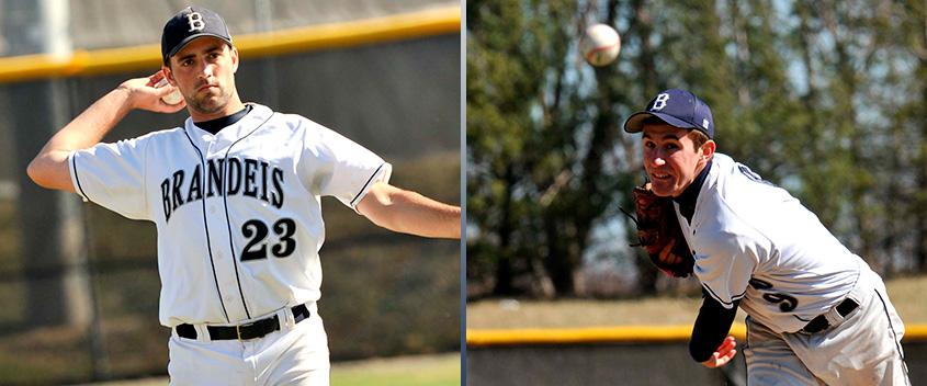 Britton, Swerdloff toss complete games as baseball splits with WPI