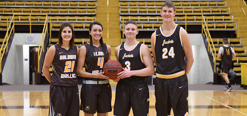 Quiring, Colombo and Clark All Part of the BW Versus JCU Rivalry