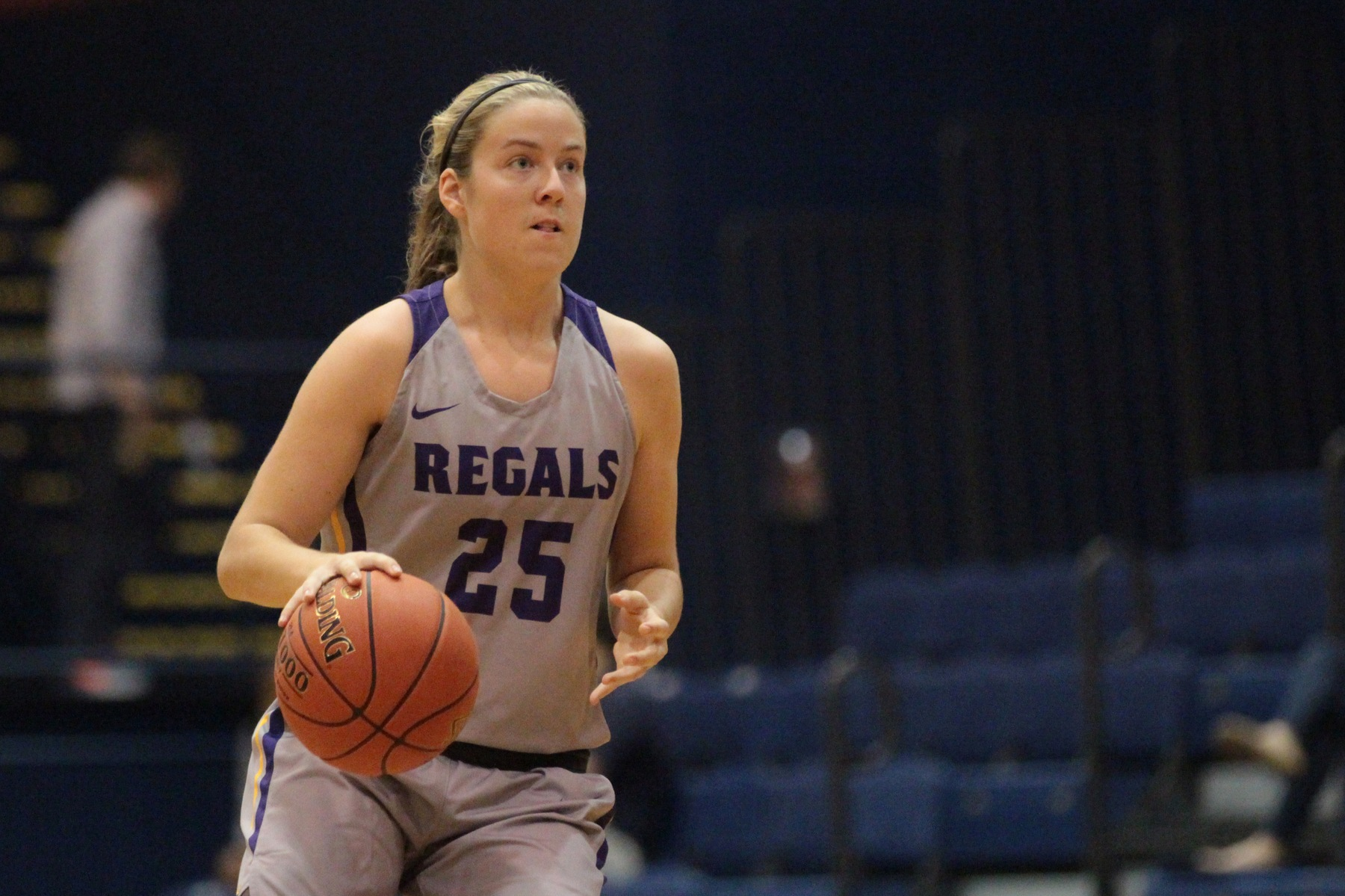 Regals Come Up Short in Rematch with Leopards
