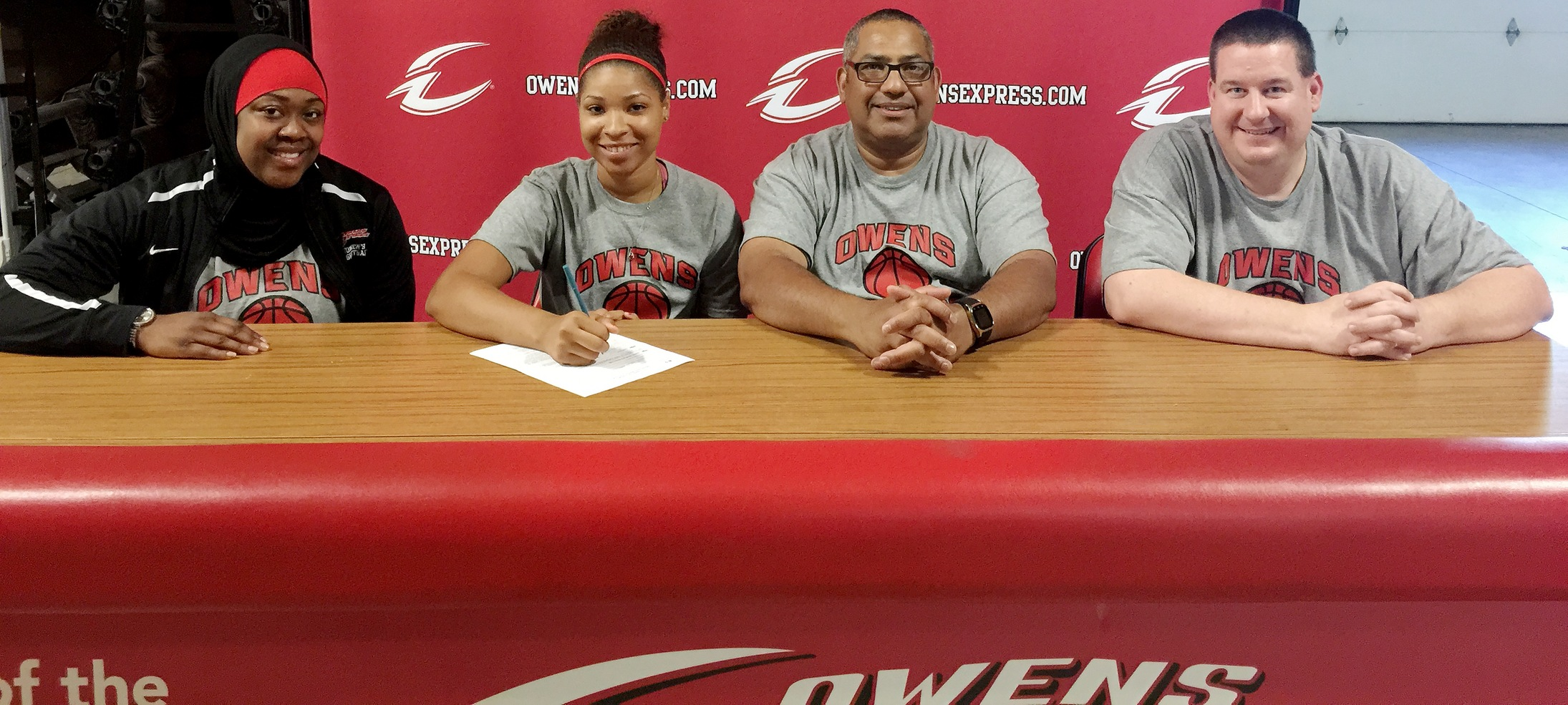 Fremont's Kiser Transfers To Owens, Will Suit Up For WBB Team In 2017-18