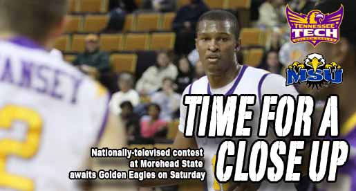 Golden Eagles look to continue winning ways in ESPNU contest