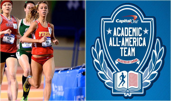 Ferris State's Anna Rudd Caps Stellar Season As First Team Academic All-American