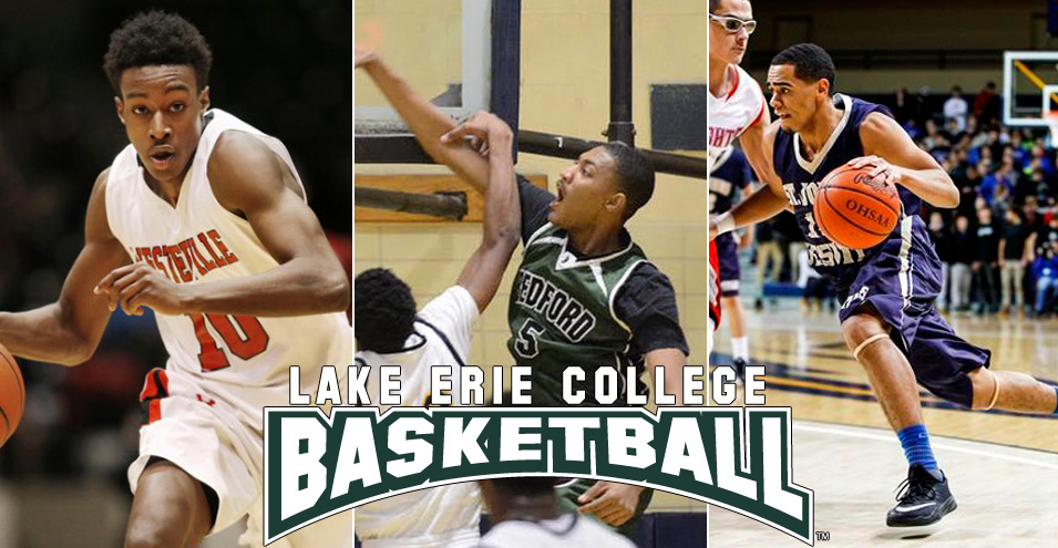 Men's Basketball Adds Three to 2016 Recruiting Class
