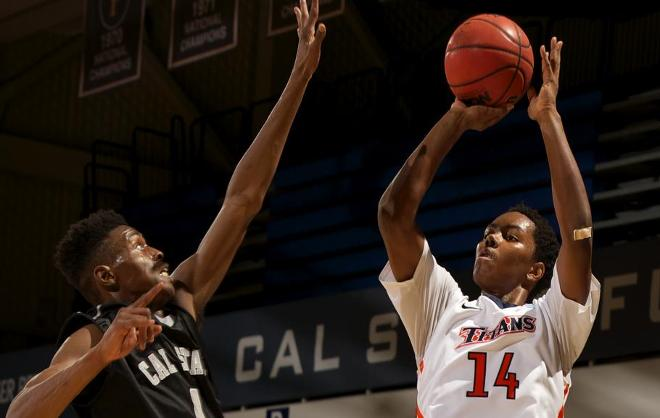 Cal State Fullerton Comes Up Short Against Cal Poly