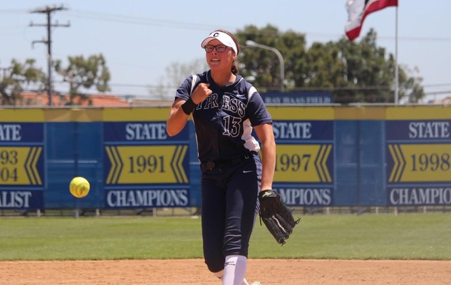 #3 Chargers Sweep #14 Southwestern in First Round CCCAA Regional Series
