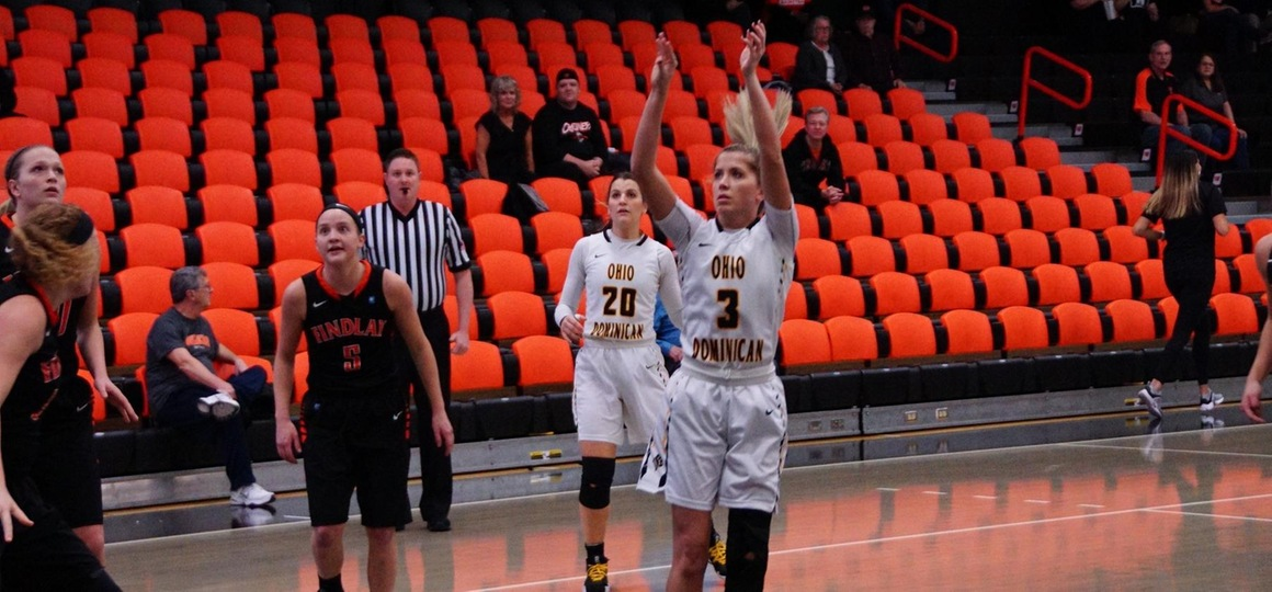 Second Half Surge Pushes Women's Basketball Over Hillsdale