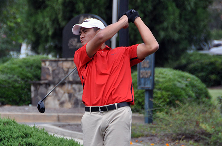 Golf: Logan Lanier paces Panthers at NCAA Division III Fall Preview tournament