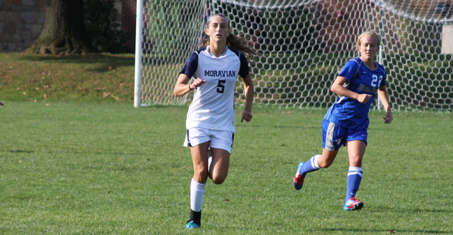 Moravian Plays to 1-1 Draw Against Mt. St. Mary
