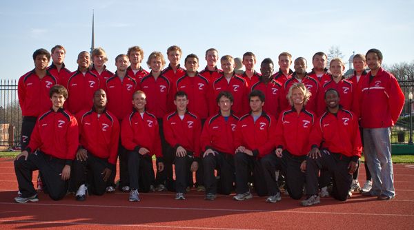 2010 Wittenberg Men's Track and Field