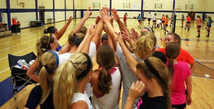 Camp Confidential: Fundamentals stressed at Volleyball training camp