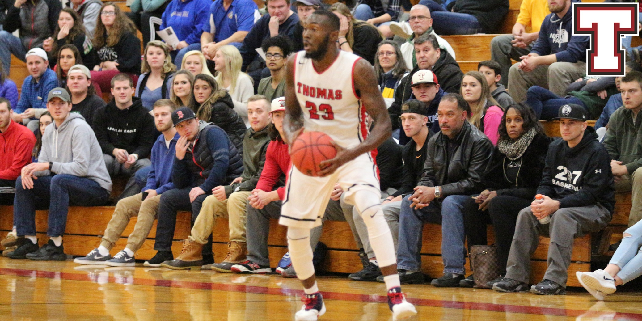 Big First Half Leads Mules over Terriers, 81-66