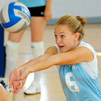 Volleyball: Mount Holyoke to Host MCLA and Becker for Tri-Match