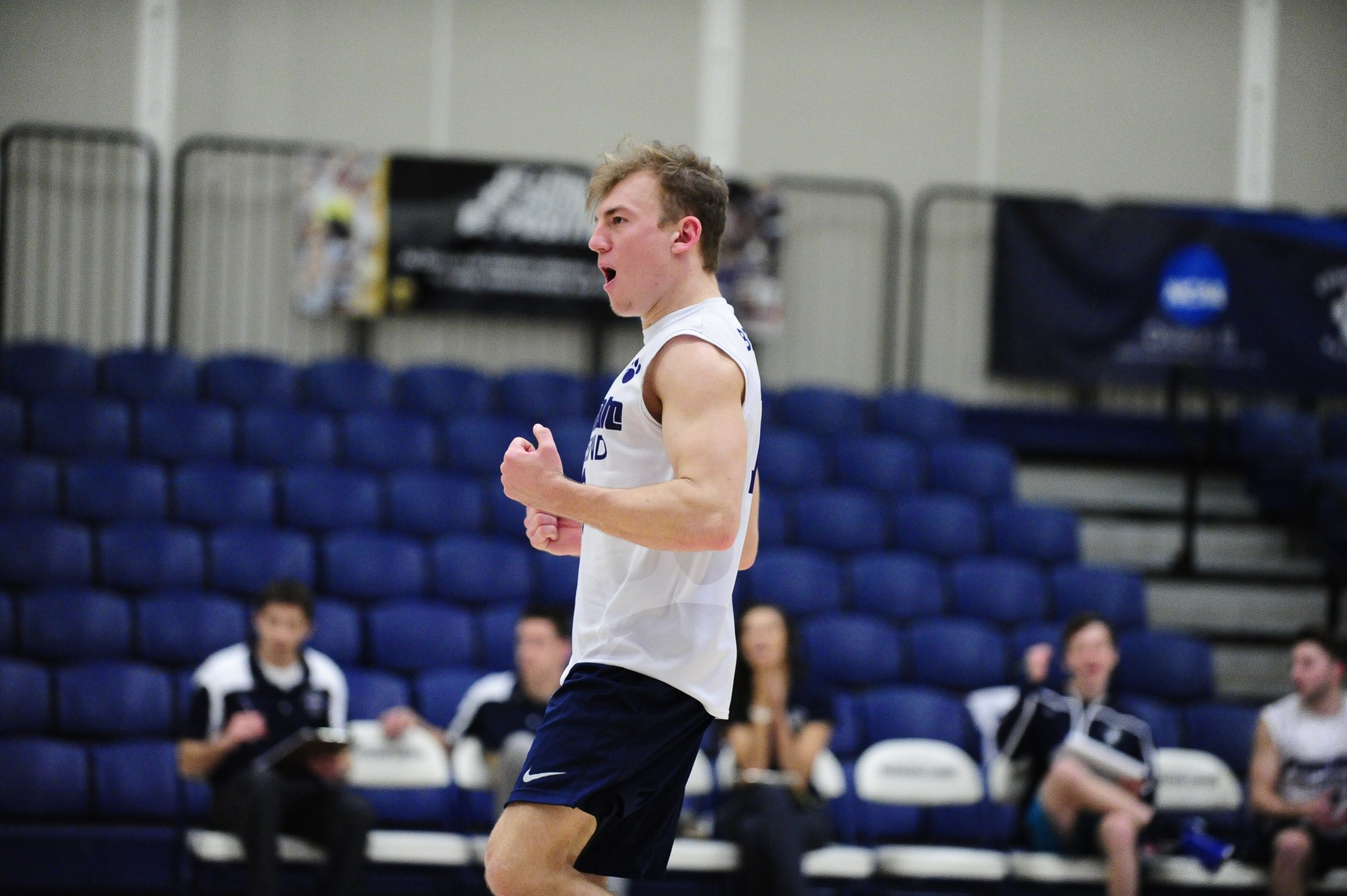 Hildebrand Named AMCC/ECAC Athlete of the Week