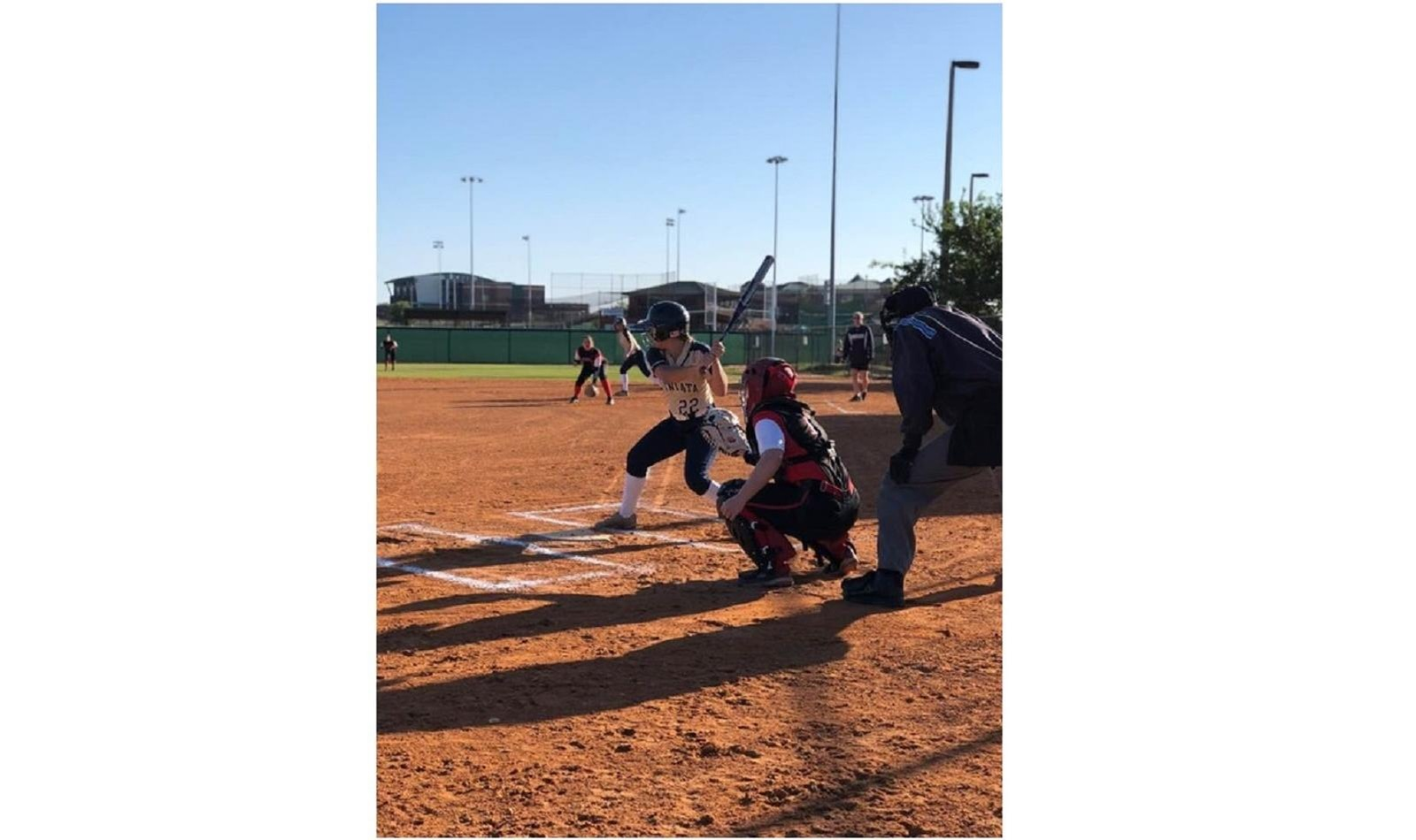 Softball Opens Up Season in Florida