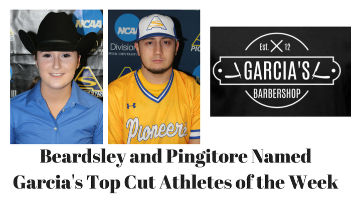 Garcia's Top Cut Athletes of the Week - Alyssa Beardsley and Connor Pingitore