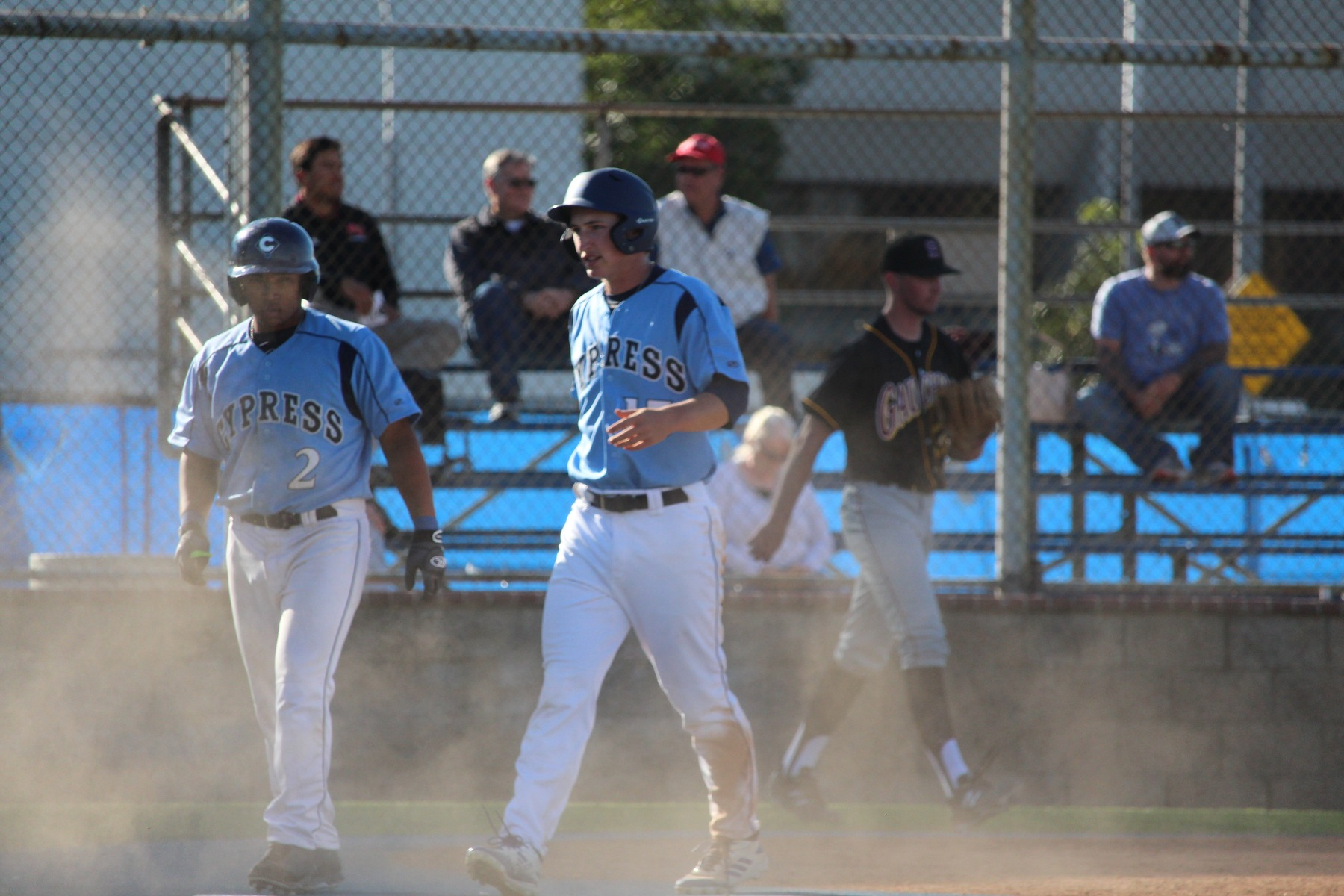 Chargers Even Series with Gauchos on 11th Inning Walk-Off, 6-5