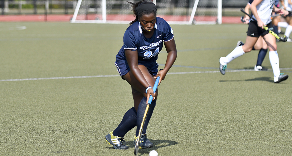 Field Hockey Concludes Regular Season With 4-0 Win at Wheaton