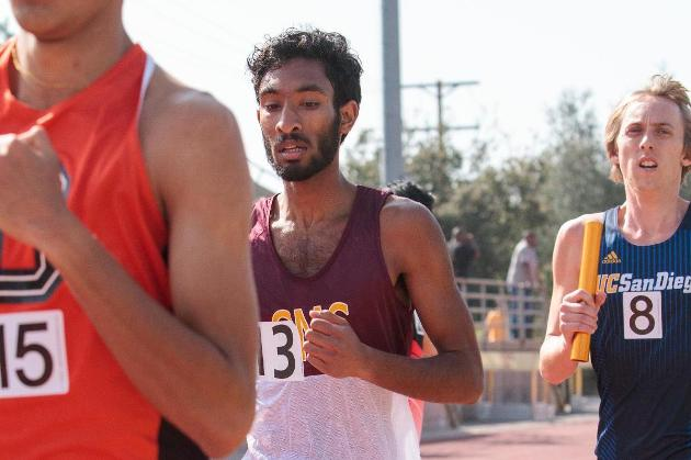 Several program top-10s and personal bests set at Oxy Distance Carnival