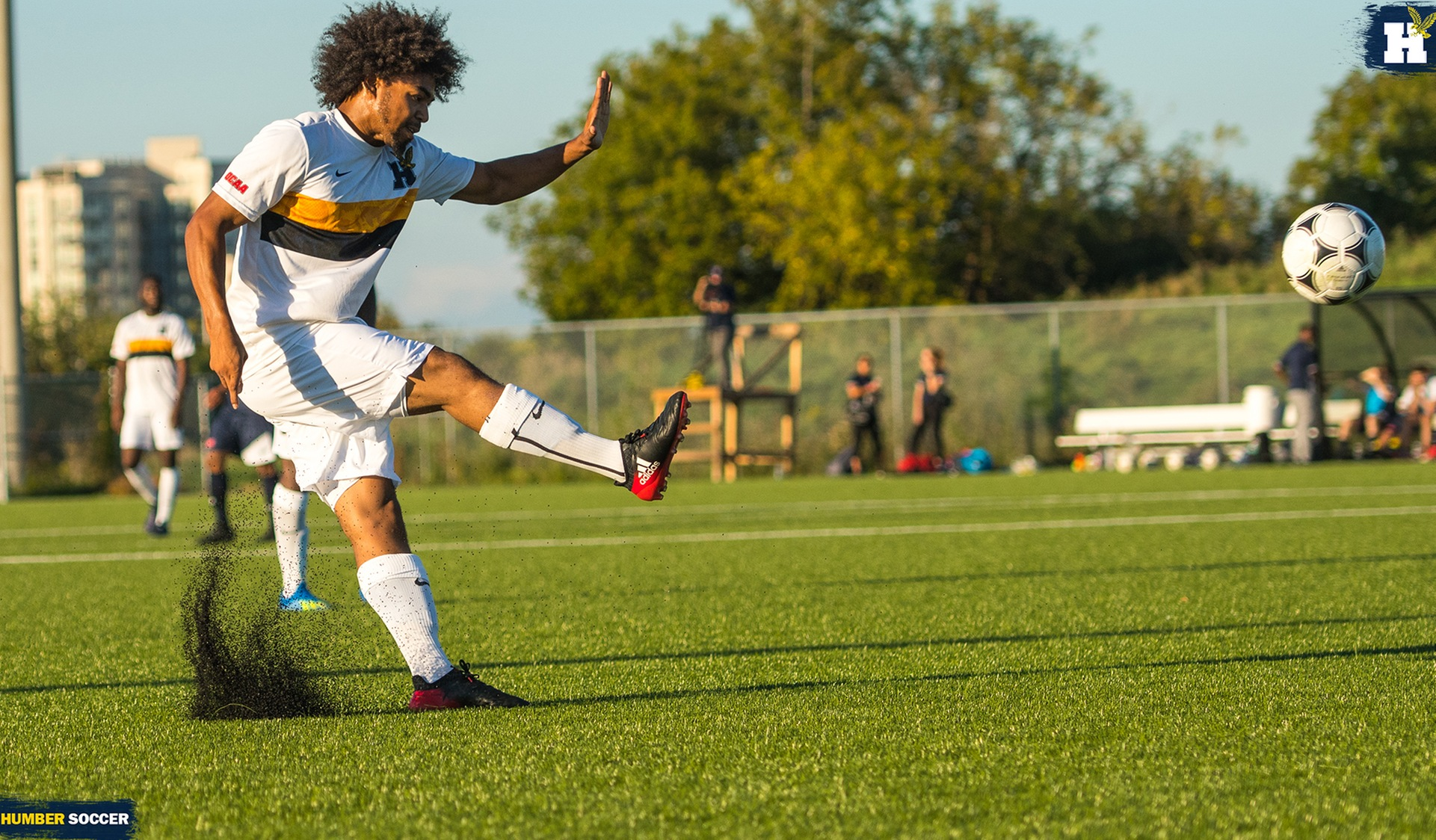 No. 5 MEN'S SOCCER RETURNS TO THE PITCH WEDNESDAY AT CONESTOGA