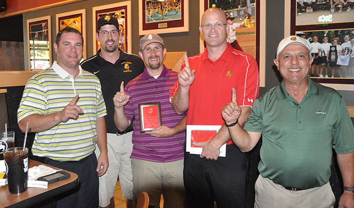 10th Annual Ferris State Men's Basketball Golf Outing A Big Success