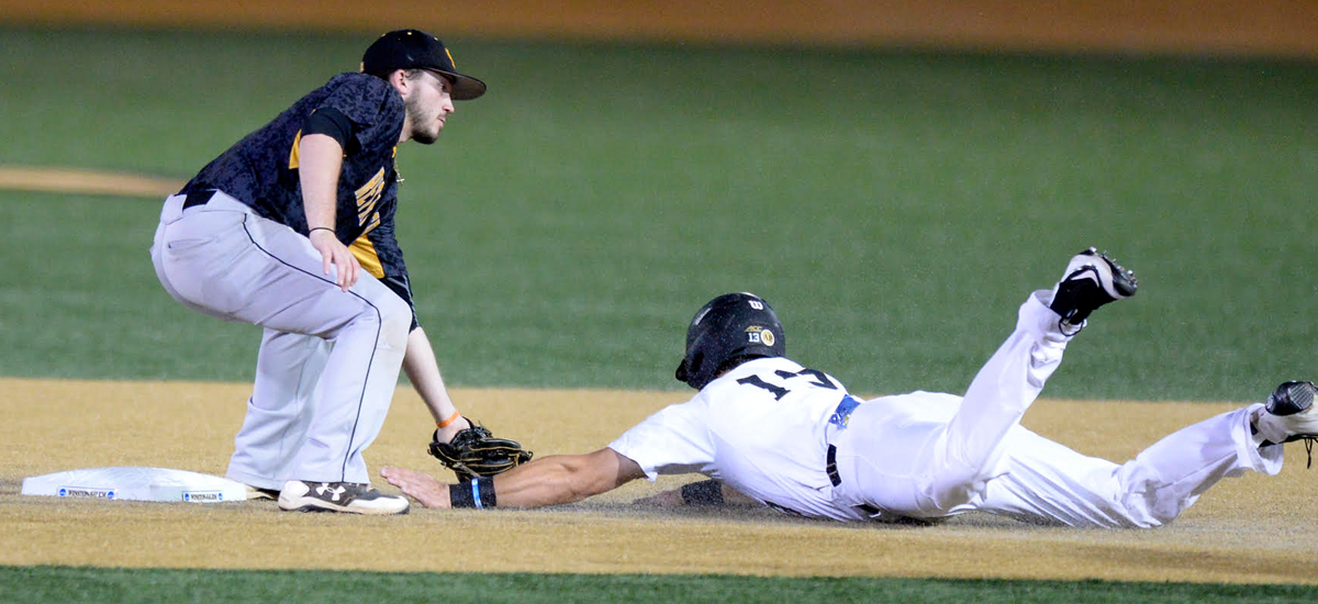 UMBC Drops Opening Game of Winston-Salem Regional