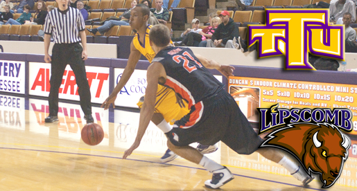 Golden Eagles prepare for Lipscomb; tipoff scheduled for 7 p.m. Saturday