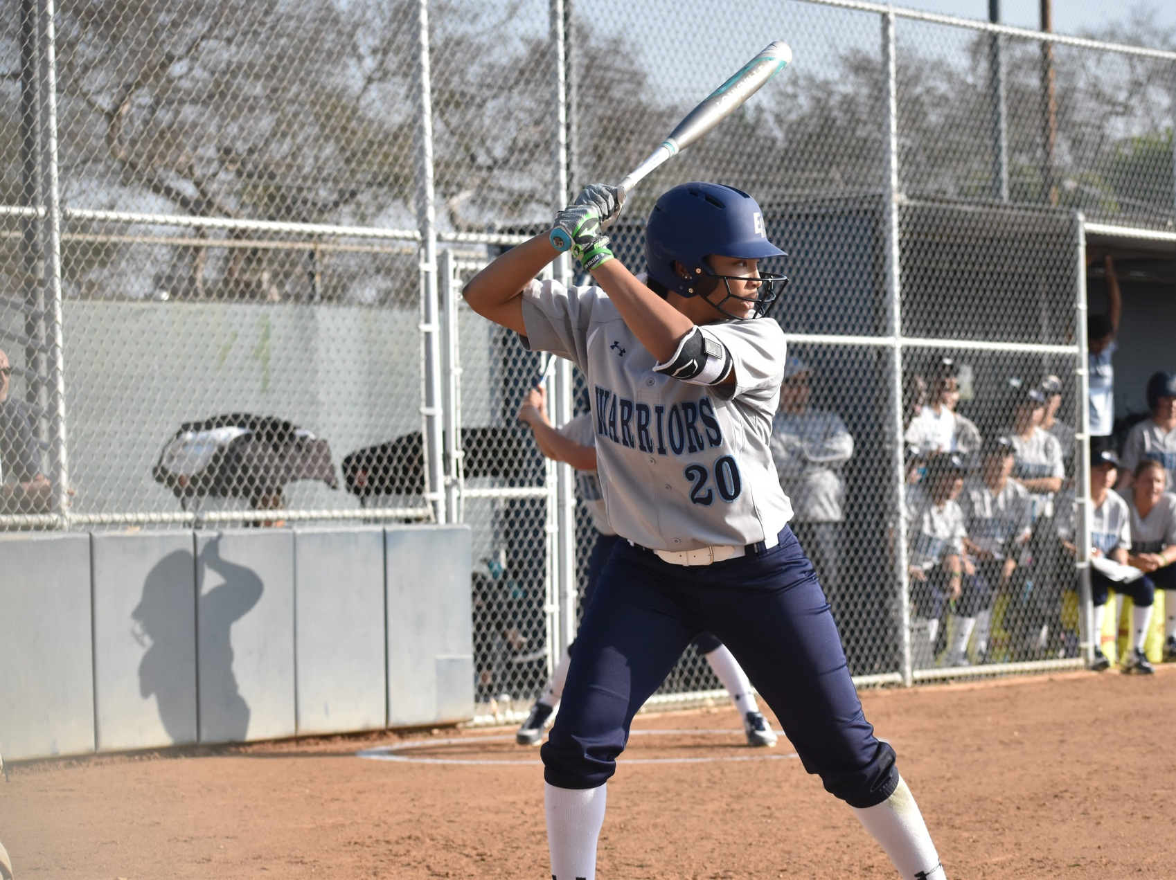Warriors Shutout against Palomar College