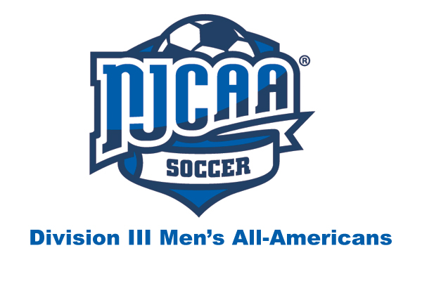 NJCAA Division III Men's Soccer All-Americans
