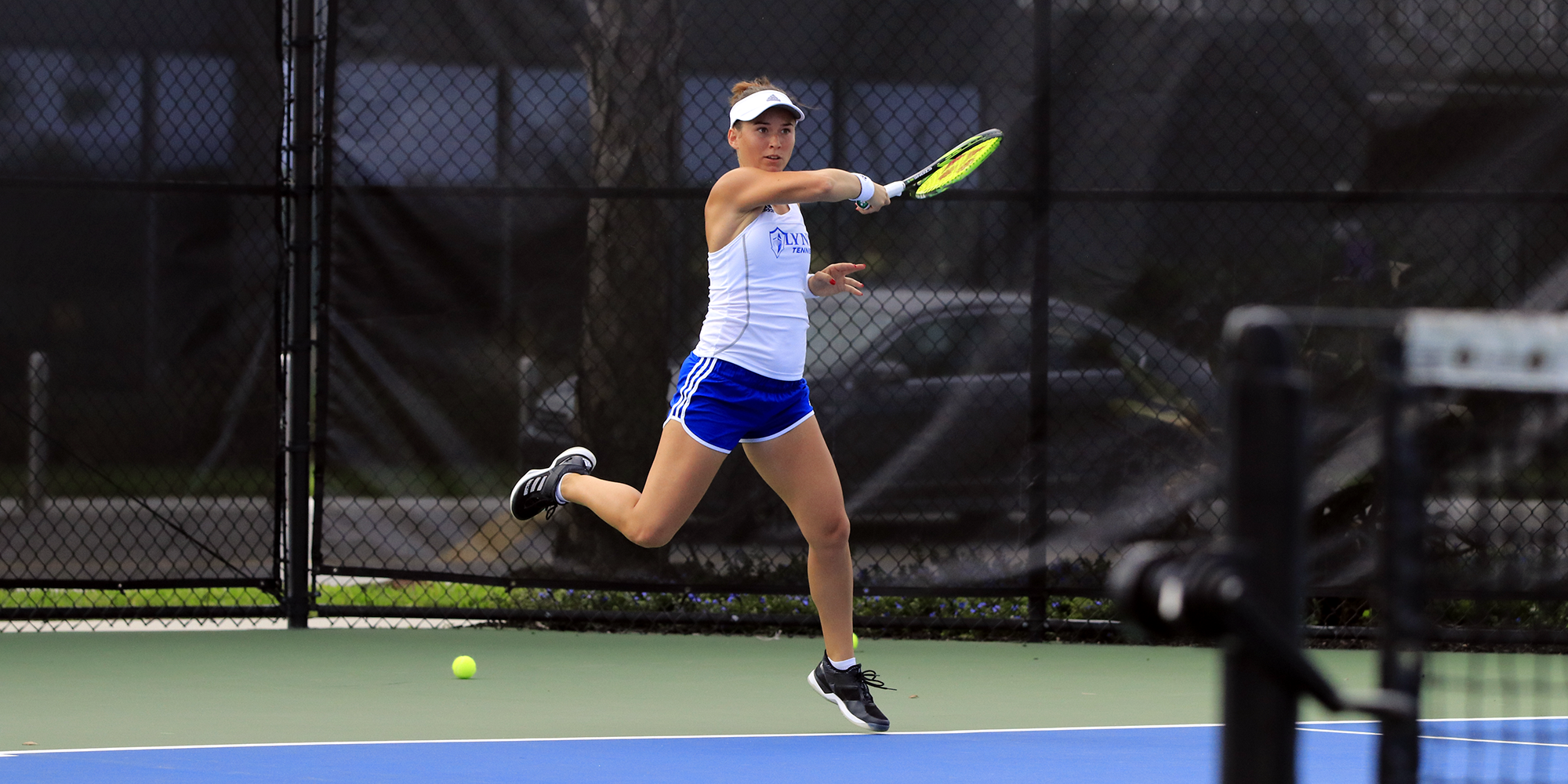 Trio of Fighting Knights Debut in Women's Tennis National Rankings