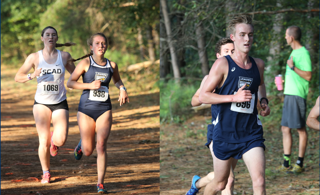 Emory Cross Country Teams Head To JSU Foothills Invitational