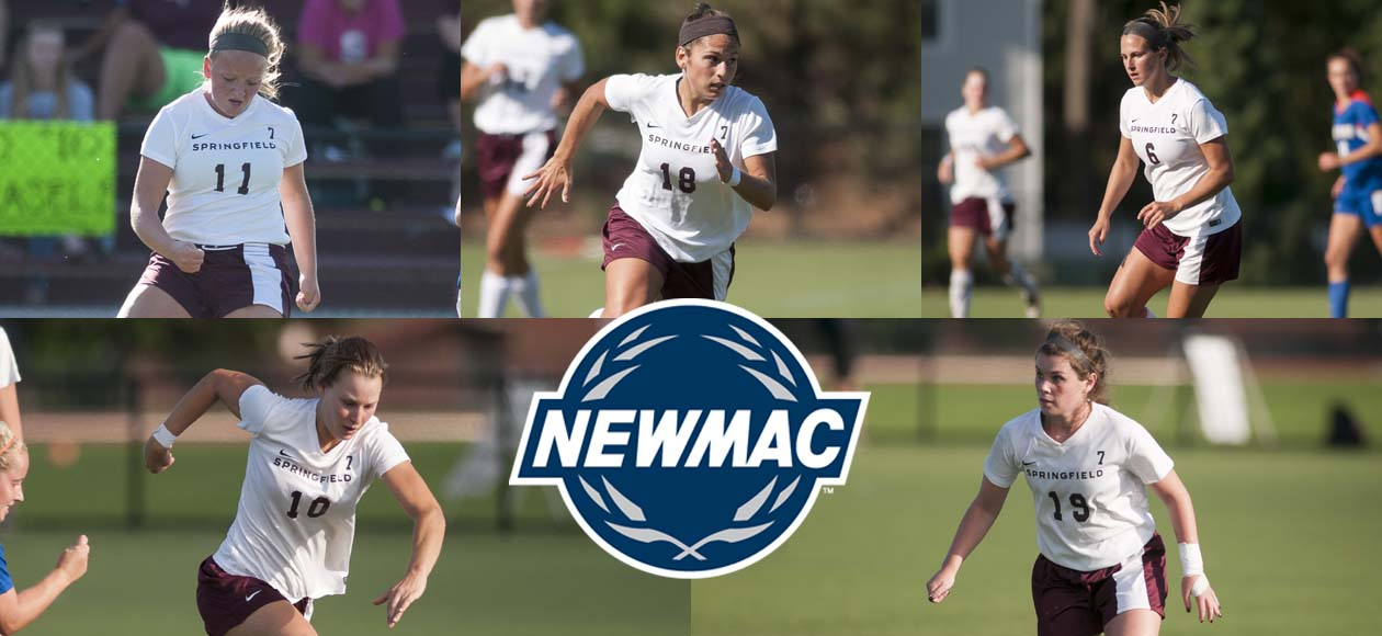 Women's Soccer Lands NEWMAC-Best Five Student-Athletes on All-Conference Teams