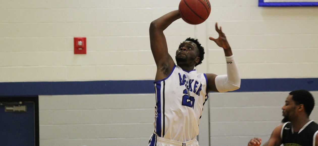 Strong Second Half Propels Men's Basketball Over DWC