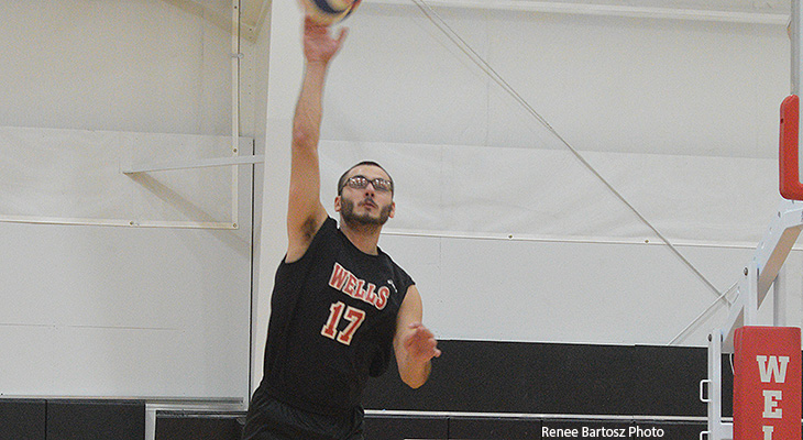 Men's Volleyball Plays Twice At Juniata Invitational