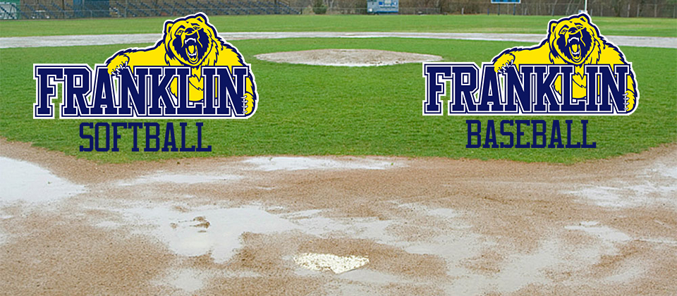 NEWS | Softball, Baseball Opening Weekends Altered by Wet Weather