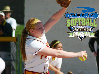 Bulldogs Eliminated From GLIAC Softball Tournament