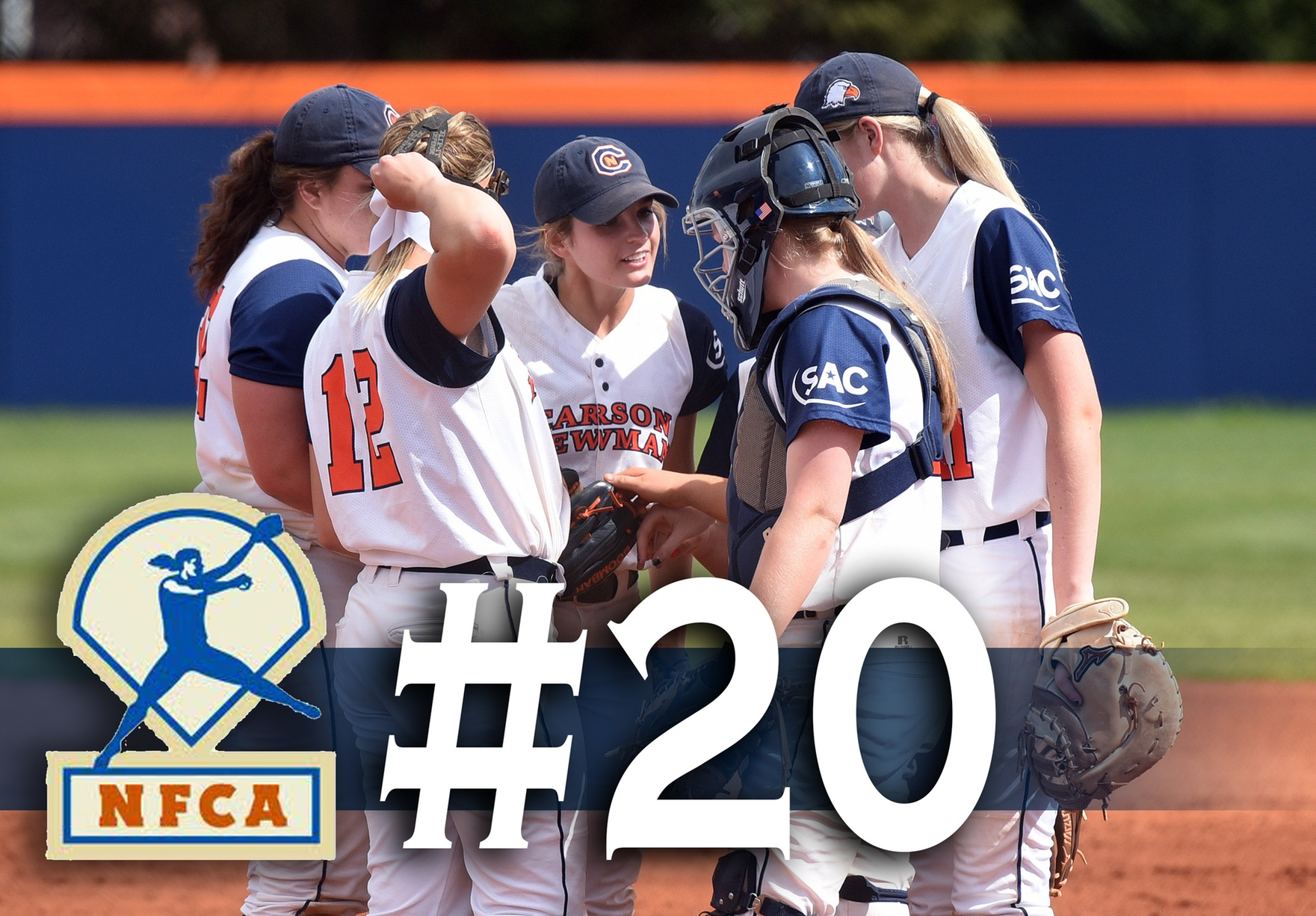 Carson-Newman softball starts 2018 ranked in NFCA top 20