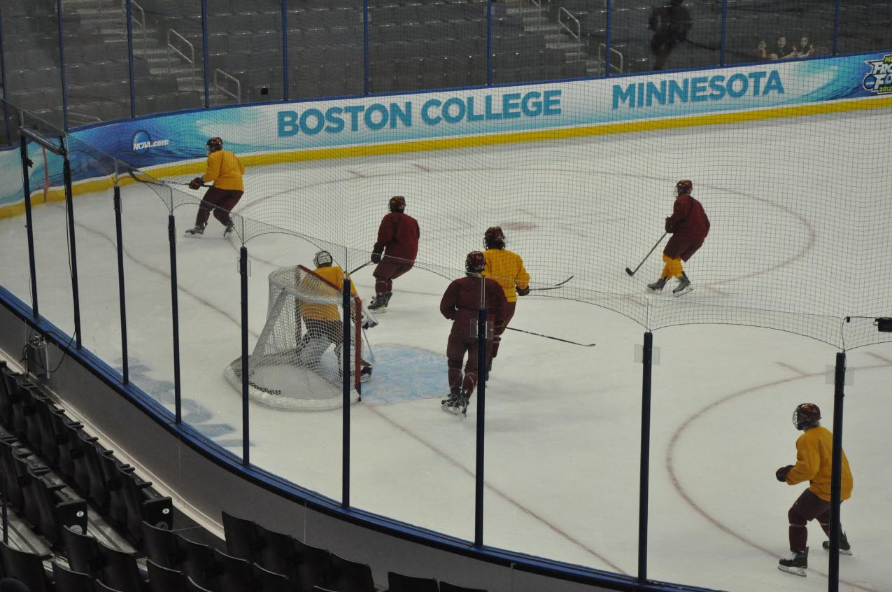"""Frozen Four Faceoff"" Tonight On WBBL"