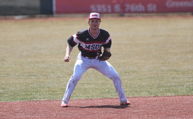 Falcons Offense Overpowers Raiders Baseball In Sweep