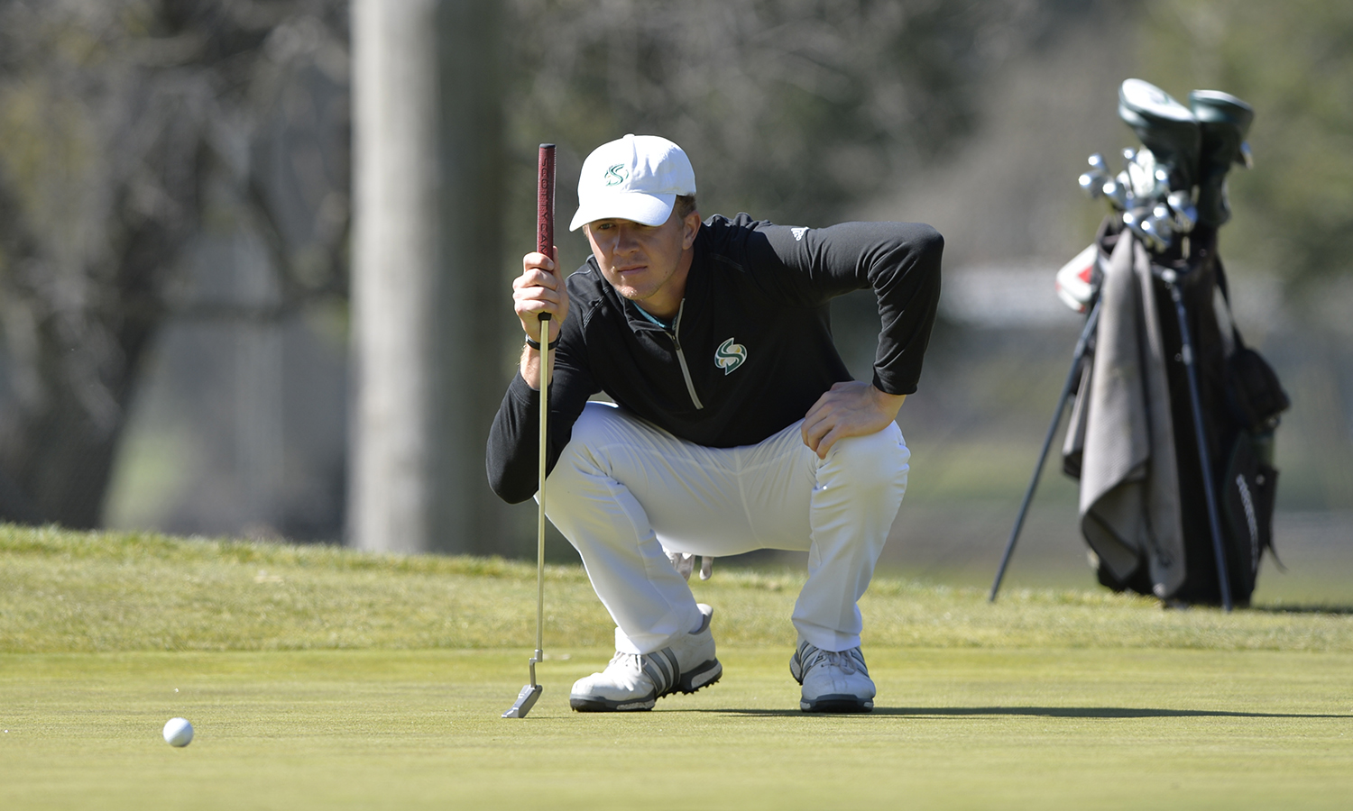 MEN'S GOLF POSTS BEST ROUNDS OF THE YEAR AT NICK WATNEY INVITATIONAL