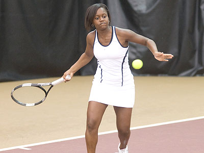Women's Tennis Opens Season At Home