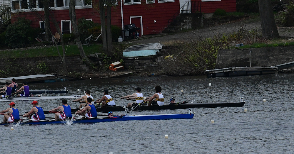 Rowing Reaches Pair of Grand Finals at New England Championships